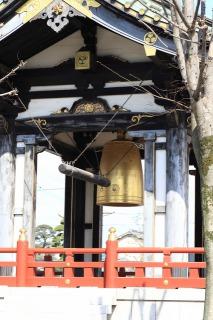 厄除け大師の鐘つき堂