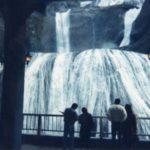 袋田の滝へのアクセスは電車・バス・車?駐車場や日帰り温泉あるの?