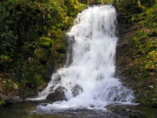 巌窟滝、赤目四十八滝の中で最後の滝