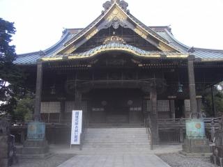成田山新勝寺釈迦堂